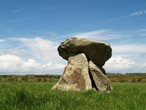 Ancient Dolmen Stock Photos
