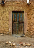 Ancient door Stock Image