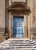 Ancient door Royalty Free Stock Photos