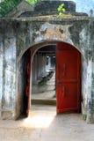 Ancient Door stock photography