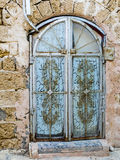 Ancient door Royalty Free Stock Photography