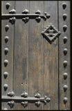 Ancient door detail Royalty Free Stock Photo