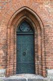 Ancient door Stock Photos