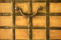 Ancient door handle Stock Photo