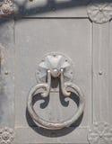Ancient door handle Stock Image