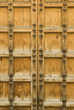 Ancient door Royalty Free Stock Image