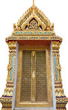 Ancient The Door in Wat Pho Royalty Free Stock Images
