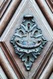 Ancient Doorknob Stock Image