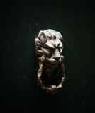 Ancient doorknocker Royalty Free Stock Image
