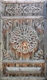 Ancient doors Stock Image