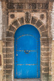 Ancient doors, Essaouira, Morocco Stock Photos