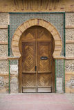 Ancient doors, Morocco Royalty Free Stock Photo