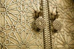 Ancient doors, Morocco Stock Image
