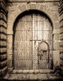 Ancient doors, Morocco Royalty Free Stock Image