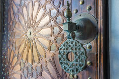 Ancient doors, Morocco Stock Photo
