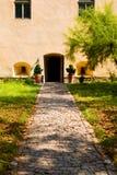 Ancient Doorway Stock Images