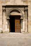 Ancient Doorway Royalty Free Stock Image