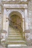 Ancient doorway. A stunning doorway at Old Wardour Castle , Wiltshire, UK Stock Images