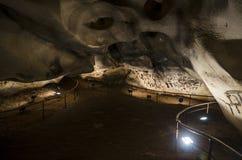 Ancient Drawings in Magura Cave, Belogradchik, Bulgaria Royalty Free Stock Images
