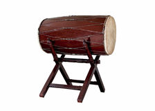 The Ancient drum Royalty Free Stock Photo