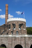 Ancient dutch pumping station Cruquius, Heemstede Royalty Free Stock Photos