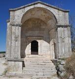 Ancient Dzhanike-Khanim chapel. XV century Stock Photography