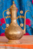 Ancient eastern pitcher Stock Images