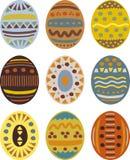 Ancient eggs Stock Photos