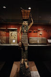 Ancient Egypt cultural relic and sculpture Royalty Free Stock Photo