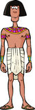 Ancient Egyptian citize Royalty Free Stock Images