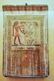 Ancient Egyptian Hieroglyphs, Louvre Museum, Paris, France royalty free stock images