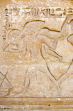 Ancient egyptian judo Royalty Free Stock Photos