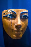 Ancient Egyptian mask Royalty Free Stock Photo