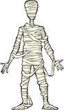 Ancient Egyptian mummy Stock Photo