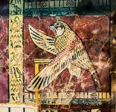 Ancient Egyptian painting Royalty Free Stock Image