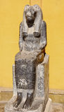 Ancient egyptian sculpture Royalty Free Stock Photography