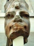 Ancient Egyptian Sculpture Stock Photo