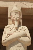 Ancient Egyptian sculpture Stock Photo