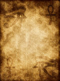The ancient Egyptian symbols Royalty Free Stock Image