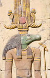 Ancient Egyptian symbols Royalty Free Stock Images