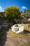 Ancient Eleusis Royalty Free Stock Image