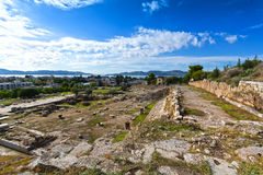 Ancient Eleusis Stock Images