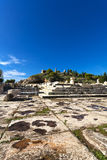 Ancient Eleusis Royalty Free Stock Photos