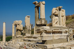 Ancient ephesus Stock Photos