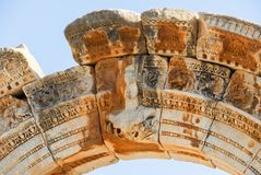 Ancient Ephesus, Turkey Stock Photography
