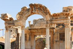 Ancient Ephesus, Turkey Stock Images