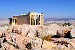Ancient Athens Royalty Free Stock Photos