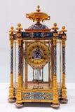 Ancient European clock royalty free stock photos