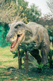 Ancient extinct dinosaur Royalty Free Stock Photography