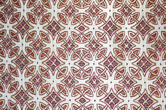 Ancient fabric Royalty Free Stock Images
